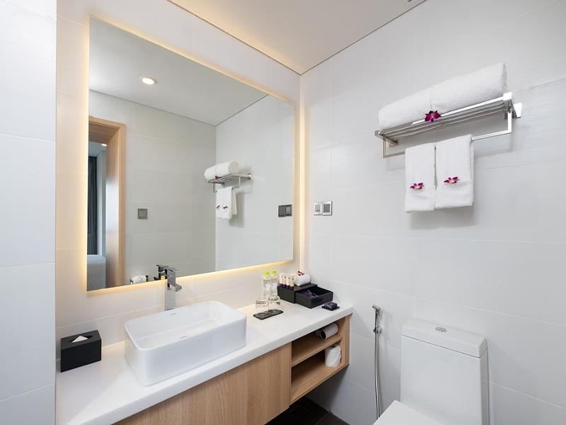 1 Bedroom Suite with view