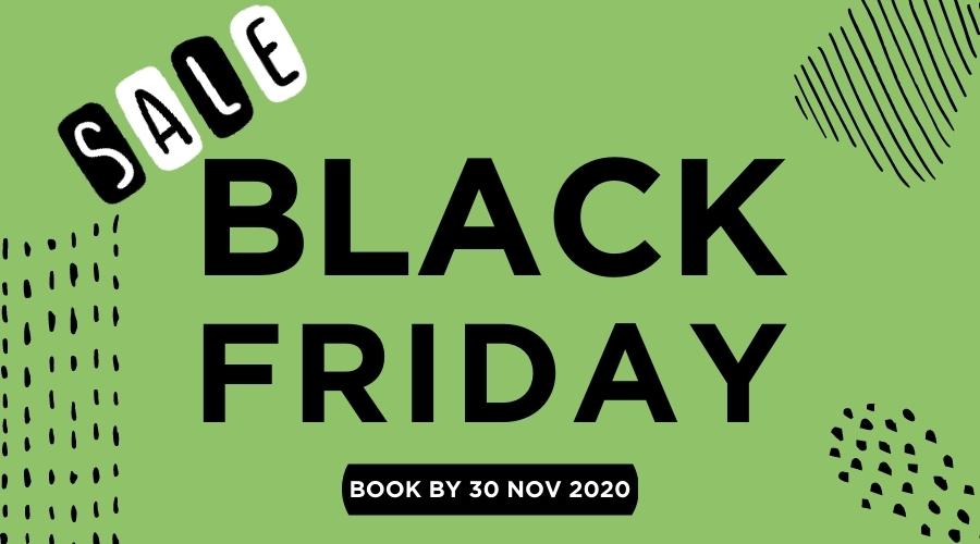 Global offer - Black Friday Sale