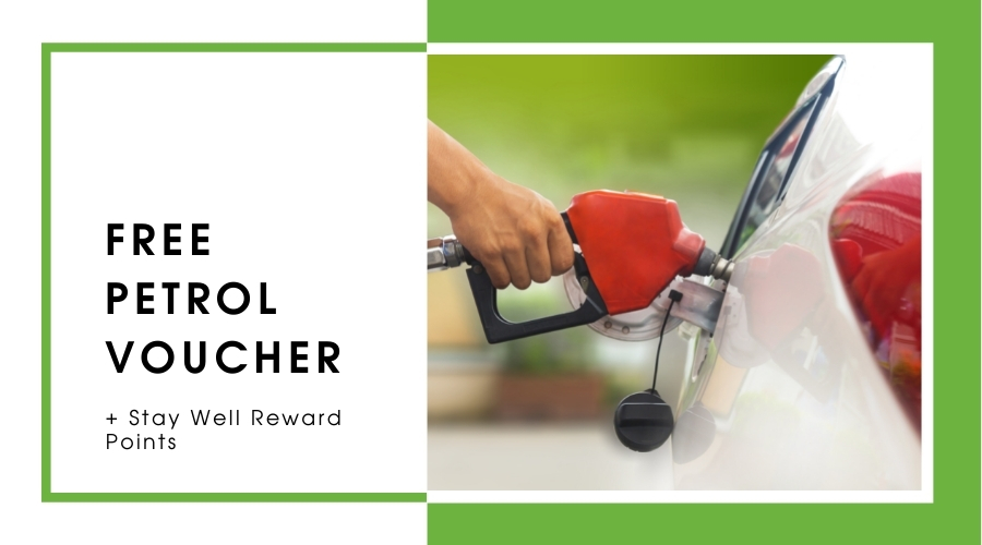 Stay Local - with Parking & Petrol Voucher