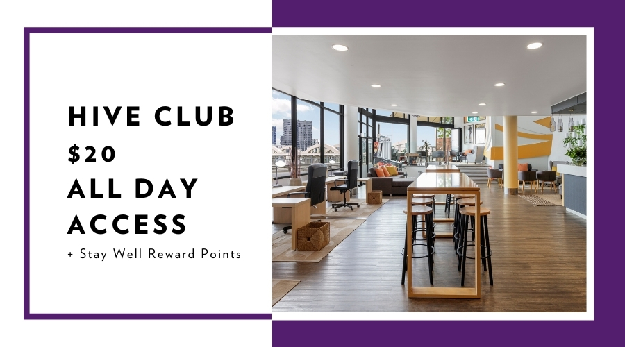 Hive Club Offer