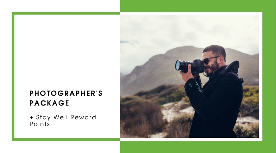 Blue Mountain's Photographer's Package