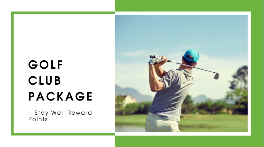 Stay & Play - Golf Offer