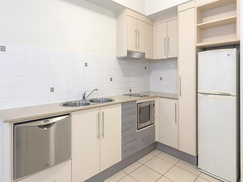 Standard Two Bedroom Dual Keyed Apartment