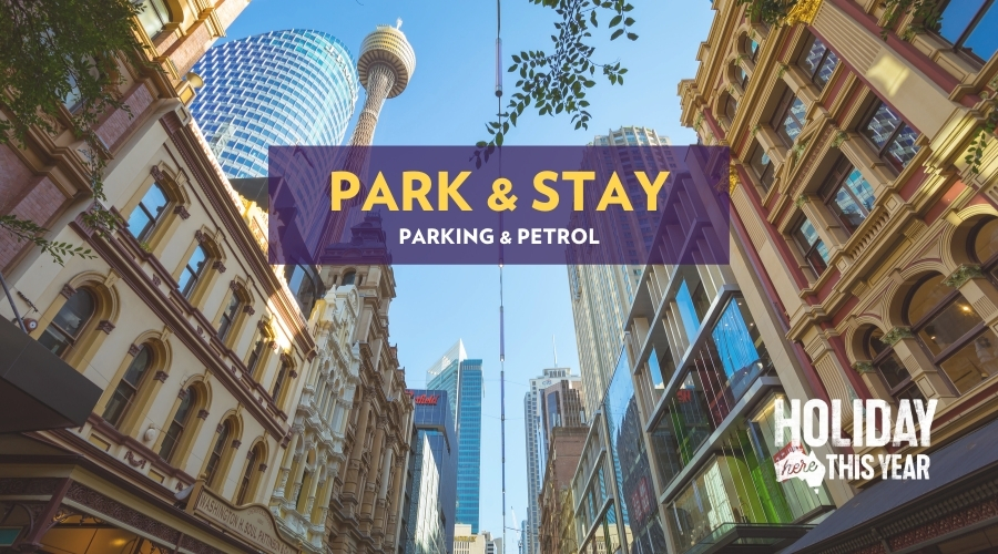 Park & Stay with a Petrol Voucher