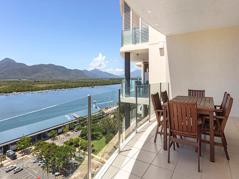 Two Bedroom Apartment Water View